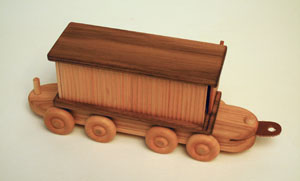 container train car toy