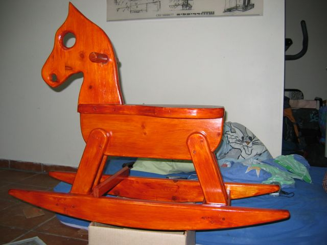 rocking horse for children
